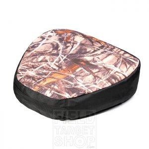 shooting bean bag cushion Forest Camouflage