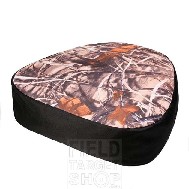 Shooting bean bag seat cushion