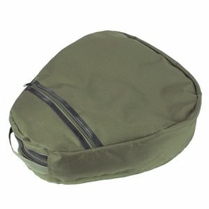 shooting bean bag cushion Olive Green