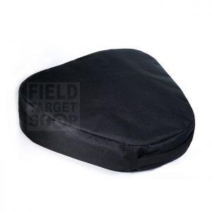 shooting bean bag cushion black