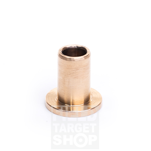 Top Hat Piston Weight Brass