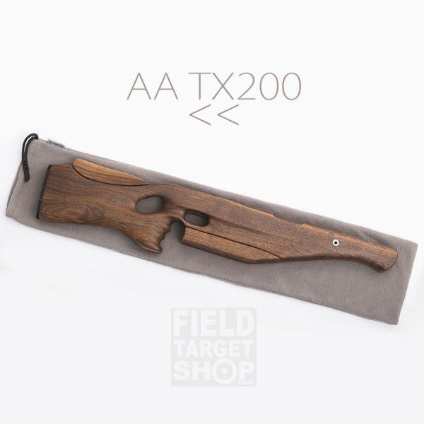 Custom gun stock TX200