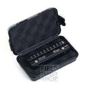 Pellet head size gauge